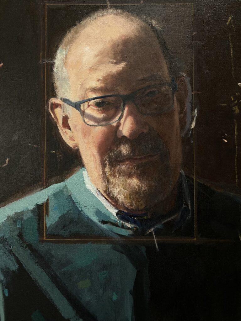 Portrait of Theodore Prescott